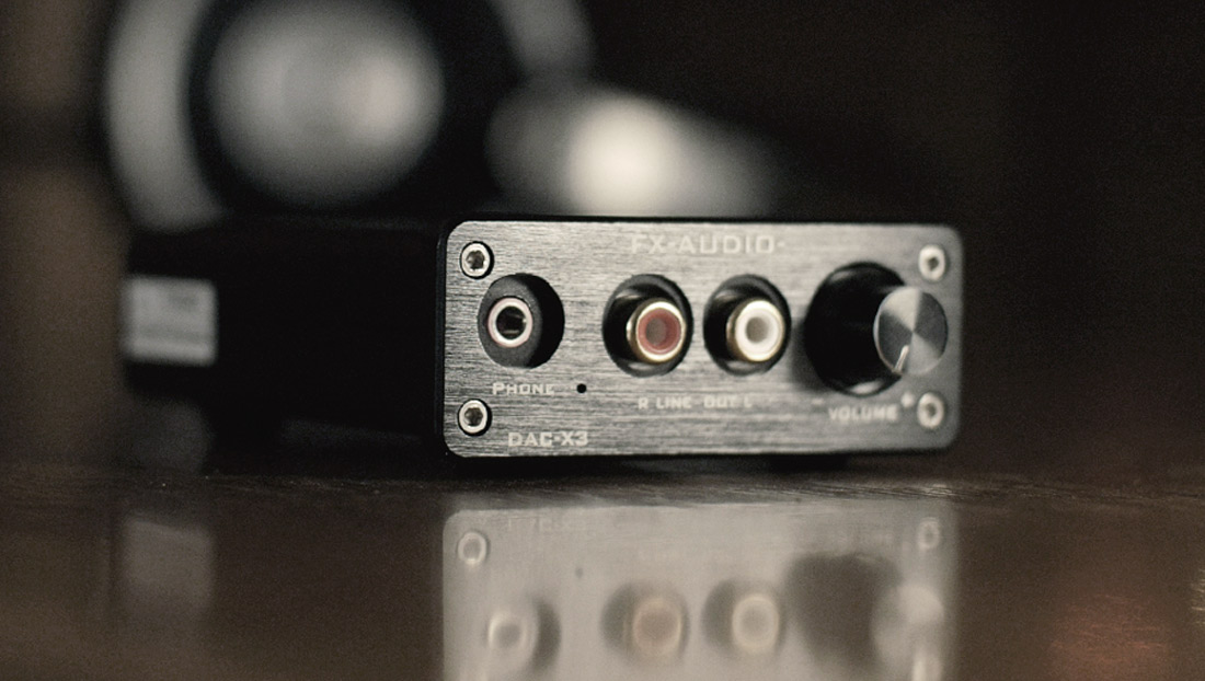 FX Audio DAC-X3 review