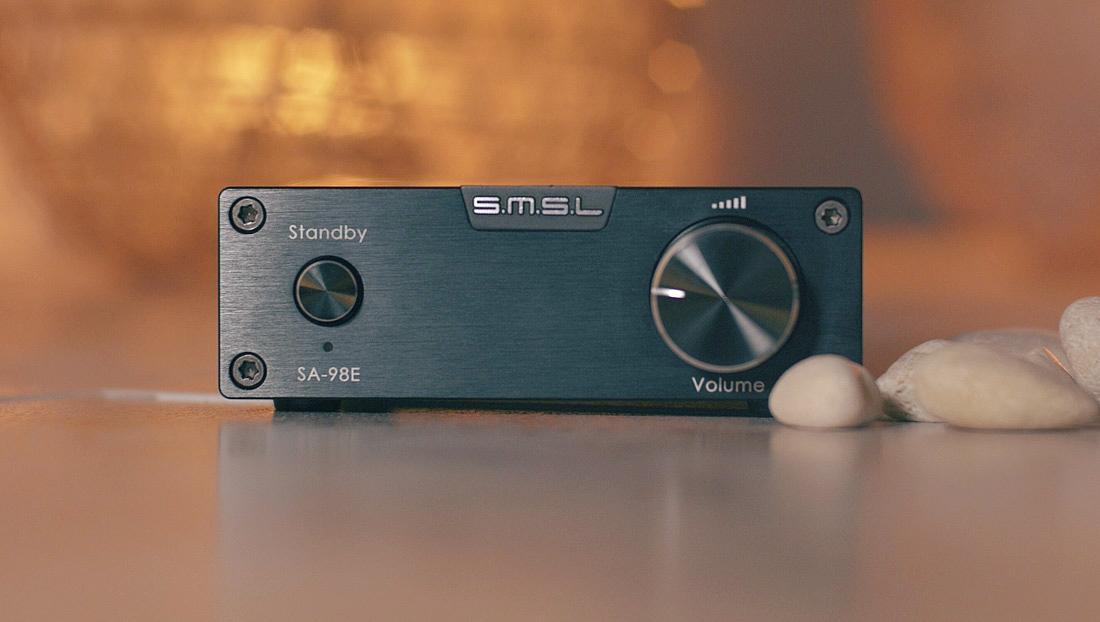SMSL SA-98E Amplifier