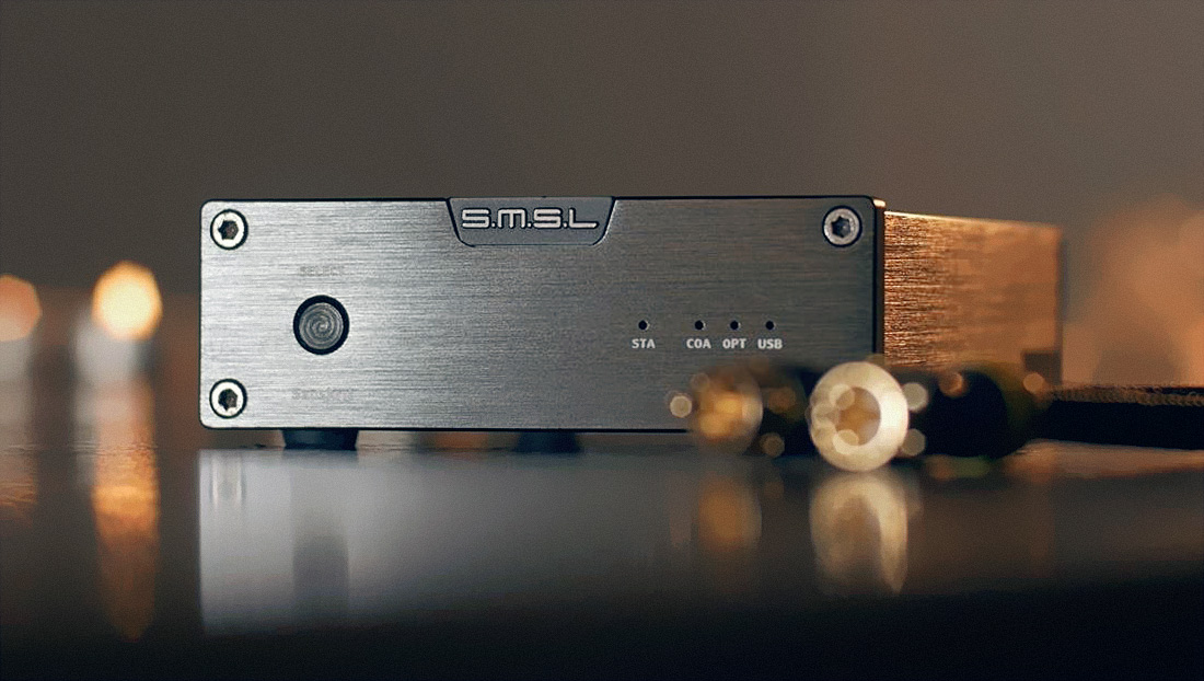 SMSL Sanskrit 6th - Audio DAC